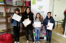 Participação no concurso LITERACIA 3Di