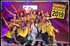 CDM Dancers Campeões Regionais